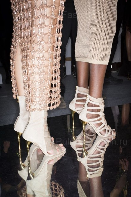 модная обувь весна-лето 2018