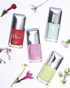 модный цвет лаков весна-лето 2021