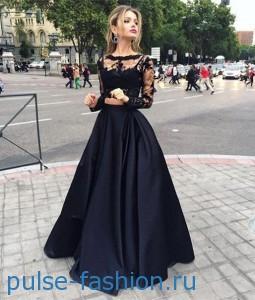 пышные платья на выпускной 2016