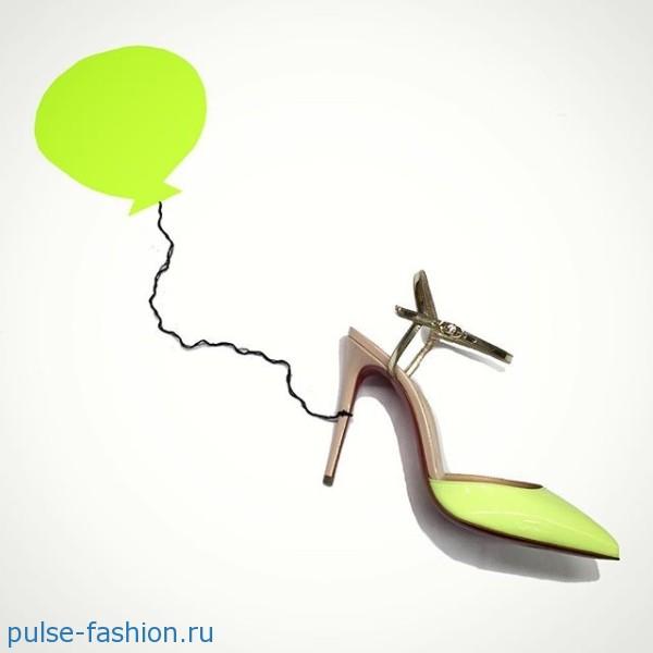модная обувь лето 2018