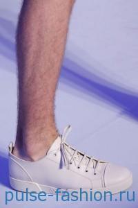 Модная мужская обувь 2018