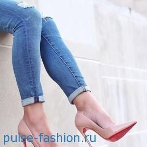модная обувь лето 2019