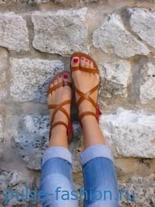 модная обувь лето 2019 сандалии