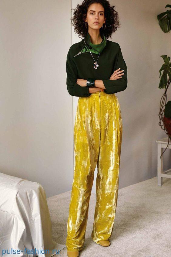 модные тенденции сезона осень-зима 2019