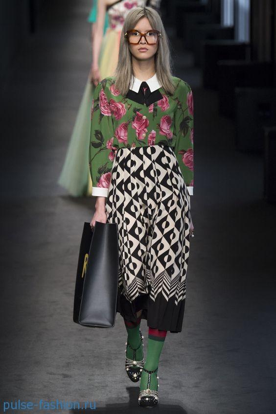 модные принты сезона осень-зима 2020
