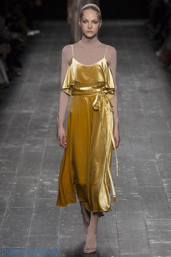 модные тенденции сезона осень-зима 2020