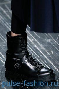 модная обувь сезона осень-зима 2017