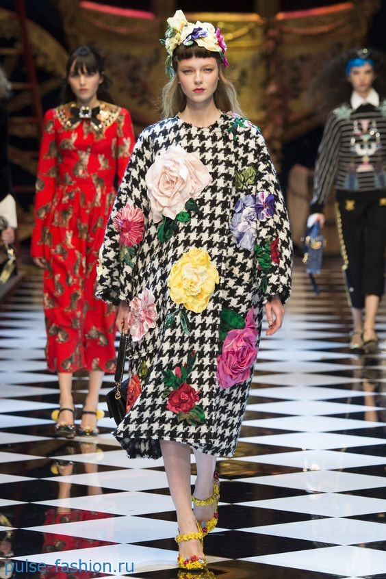 модные принты сезона осень-зима 2021