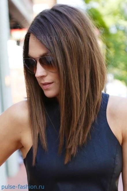 стрижки для коротких волос 2017