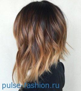 стрижки для коротких волос 2018
