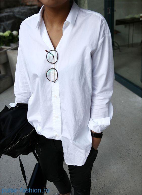 Блуза-рубашка 2019