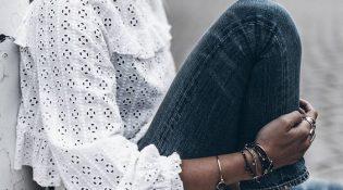 Кружевные блузы 2019 фото