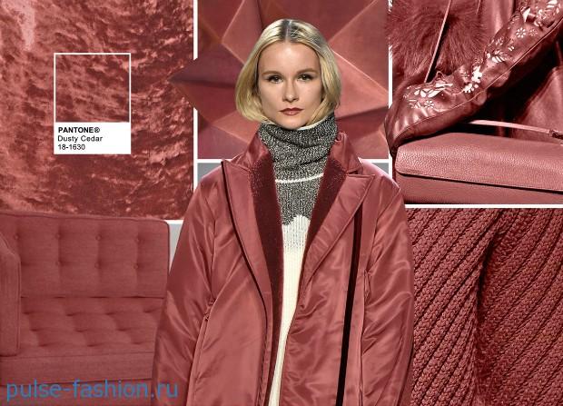 Самые модные цвета осень-зима 2016-2017