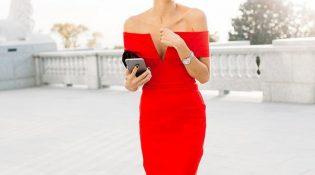 Модные платья 2018 для торжества