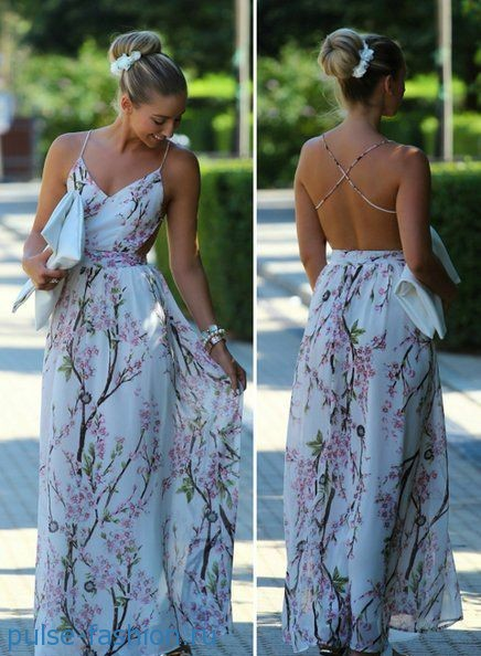 Модные платья 2019 для торжества