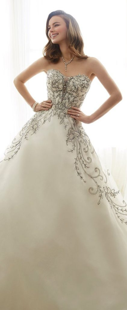 Модные платья в стиле милитари весна-лето 2018 Модные платья бюстье 2018
