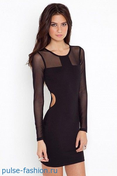 Модные платья с открытыми плечами 2017
