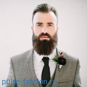 Модная мужская борода 2017