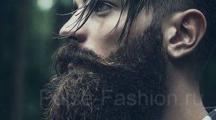 Модная мужская борода 2019