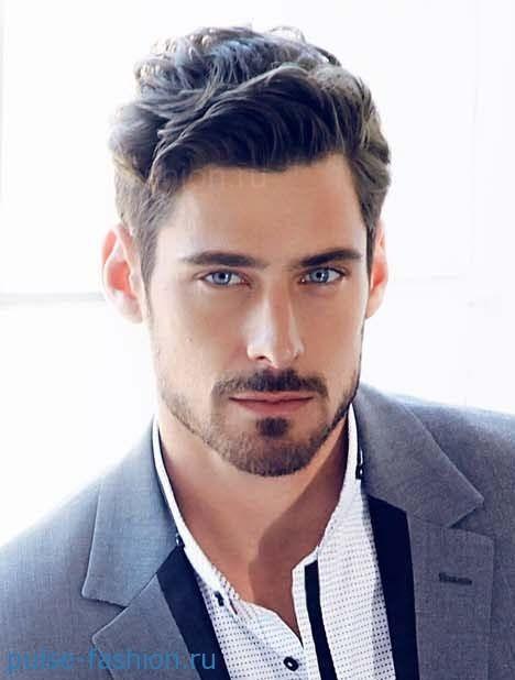 Стильная и модная мужская щетина 2021, мужская борода 2021 Модная мужская борода 2021
