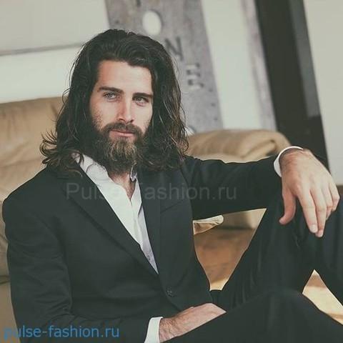 мужская борода 2021 Модная мужская борода 2021