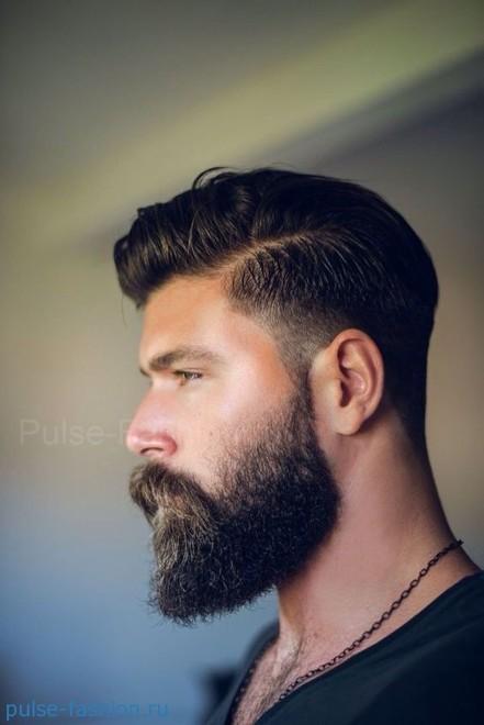 фото мужчин с бородой и   mylittaru
