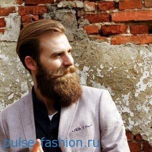 Модная мужская борода 2020