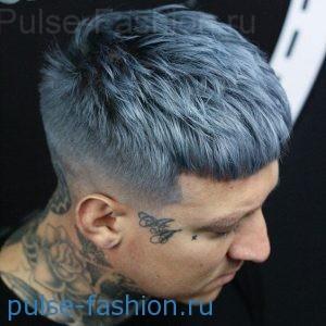 Модный цвет волос для мужчин фото 2017