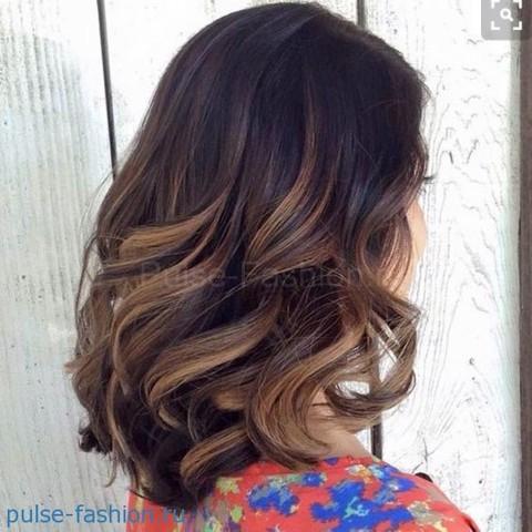 Натуральный цветМодный цвет волос 2020