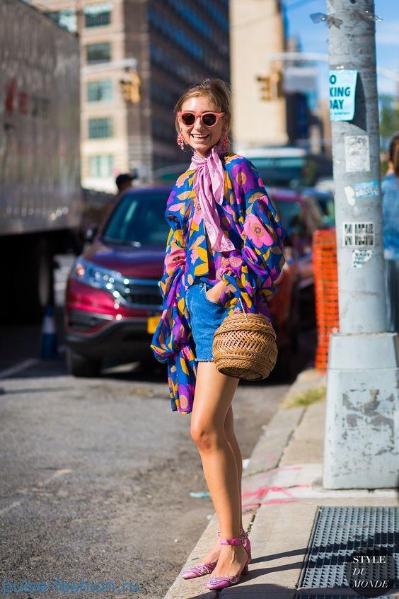 Яркие цветные и модные летние платья 2019