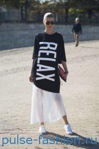 Многим модницам уже давно полюбился спорт-шик.