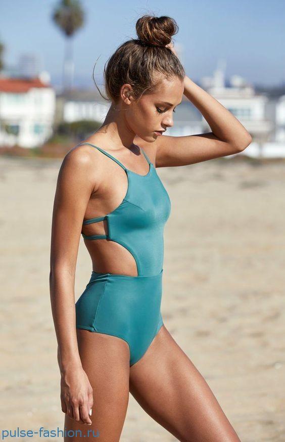Модные купальники лето 2019