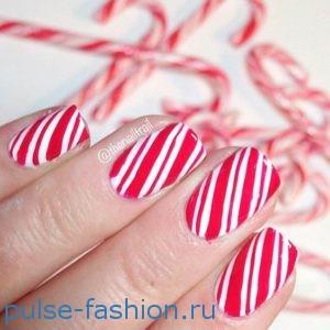 Зимний дизайн ногтей. Новогодний и рождественский маникюр 2019