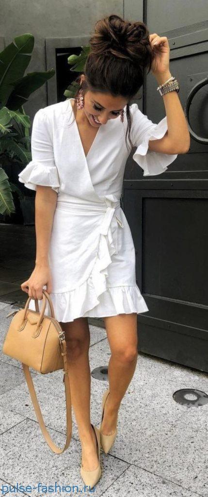 Стильные и модные платья лето 2018 ФОТО