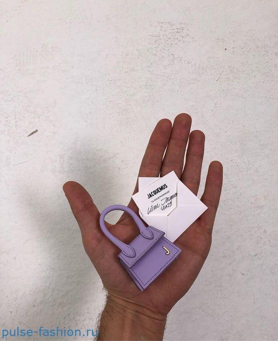 микро сумки 2021 micro bangs
