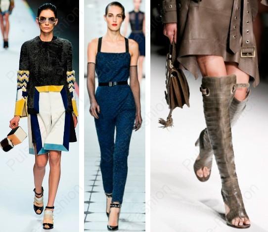 модная одежда лето 2020