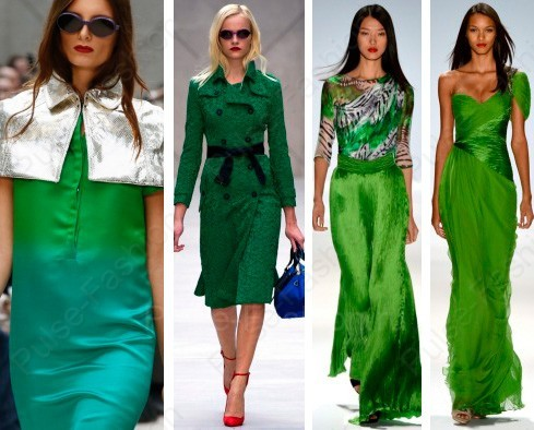 Стильные и модные цвета лета 2017