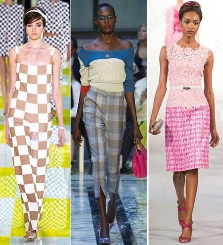 Трендовая одежка лето 2015