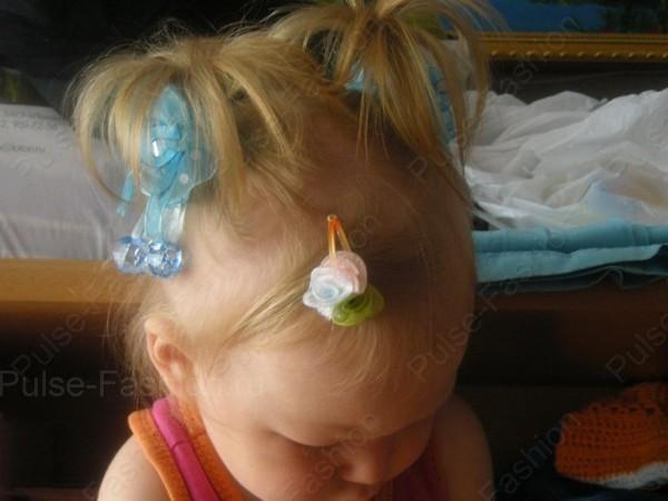 детские прически на недлинные волосы