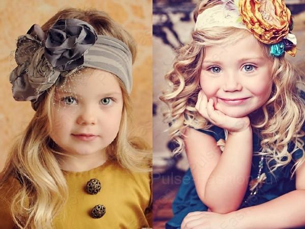 детские прически на средние волосы