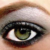 Дневной мейкап для зеленоватых глаз