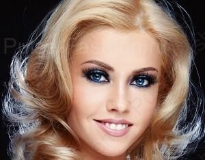 Мейкап для блондинок