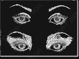 Мейкап для различных типов глаз