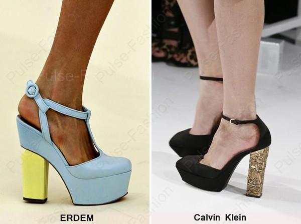 Трендовая женская обувь сезон весна-лето 2018