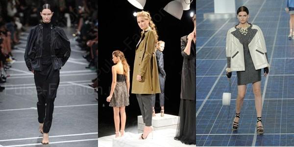 Трендовая верхняя одежка весна 2015