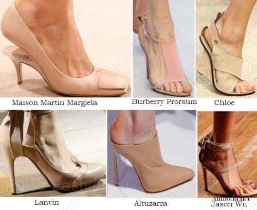 Стильная и модная женская обувь сезон лето 2019