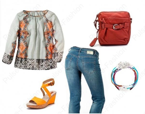самые Стильные и модные блузки весна-лето 2019