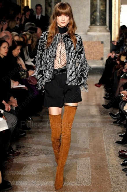 Модные женские ботфорты осень-зима 2020
