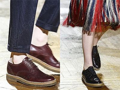 Модные и стильные туфли осень-зима 2019