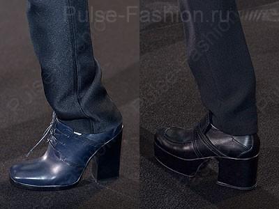 Модные и стильные туфли осень-зима 2021